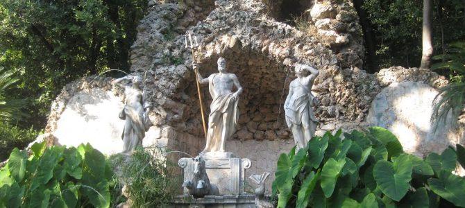 Arboretum w Trsteno