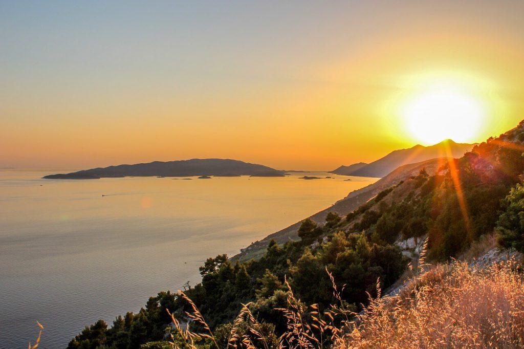 region Pelješa w Chorwacji