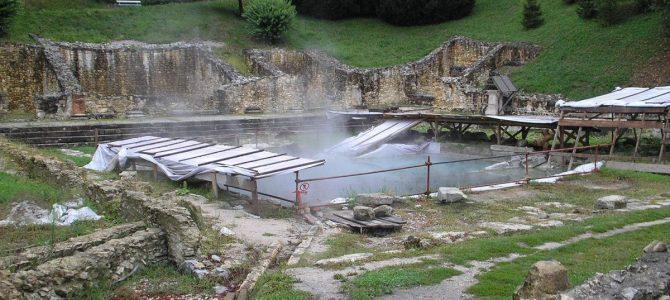 Varazdinskie Toplice – kurort uzdrowiskowy Chorwatów