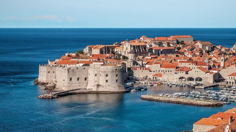 Dubrovnik - perła Chorwacji