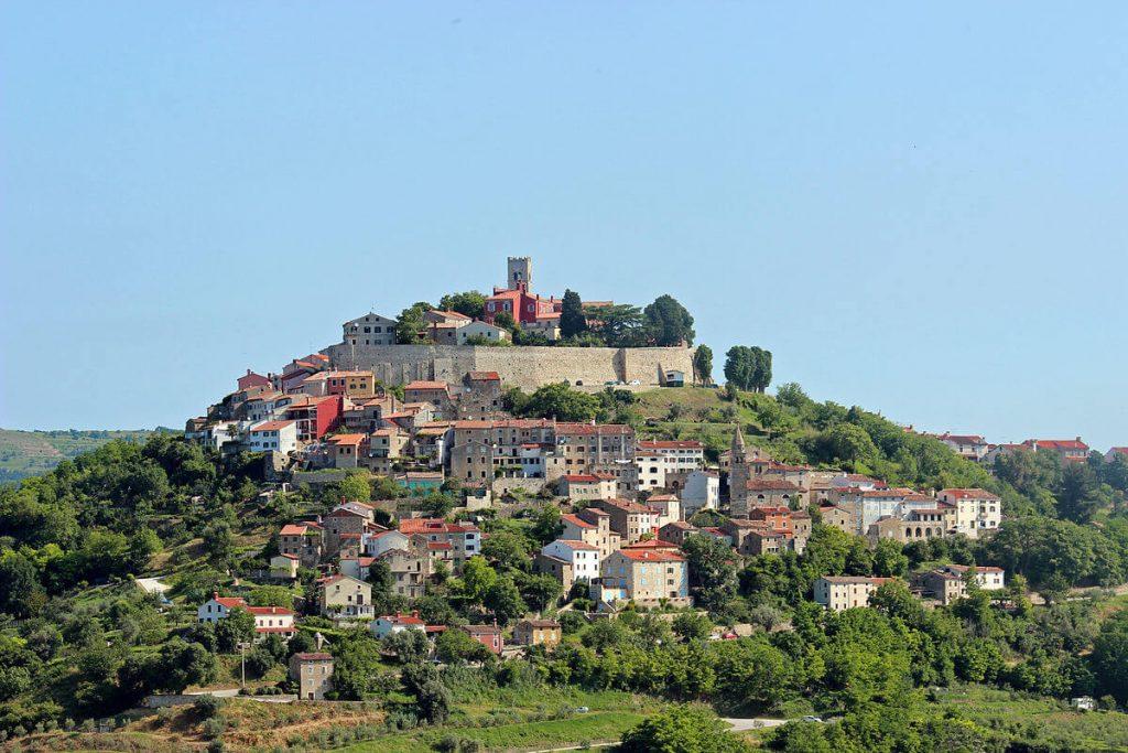 Motovun Chorwacja
