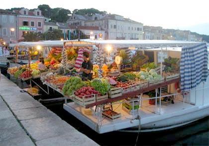 Chorwacki port