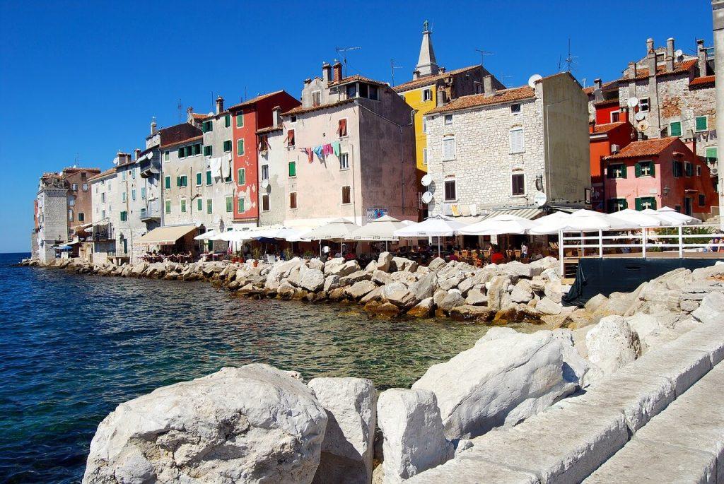 Rovinj perła Istrii