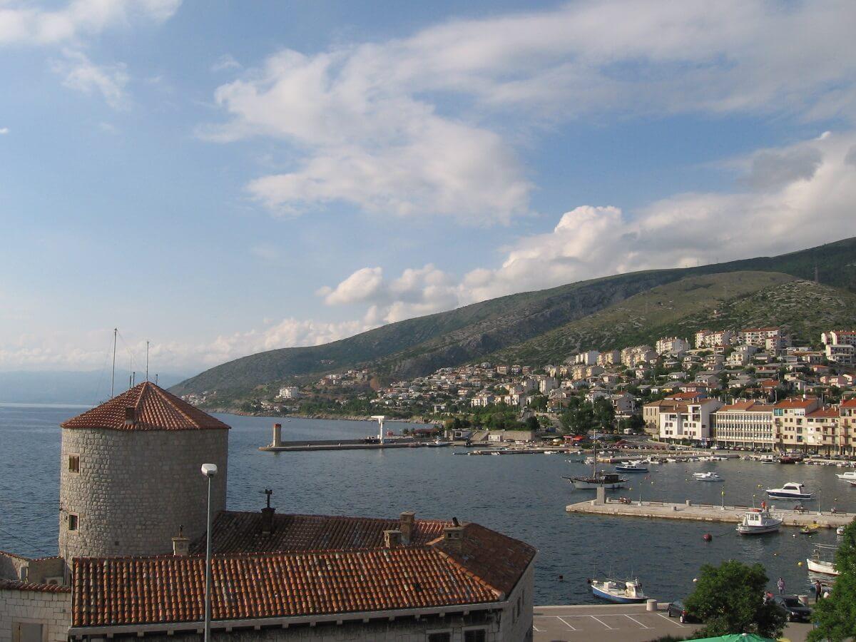 Senj w Chorwacji